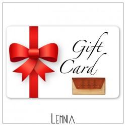 Lemnia Gift Card