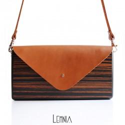 Geanta Lemnia - Abanos