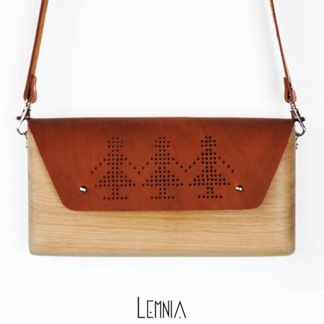 Geanta Lemnia - Hora