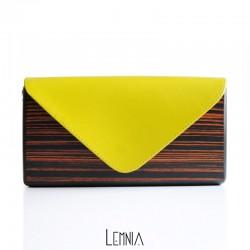 Geanta Lemnia Abanos - Sole