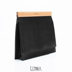 Geanta Lemnia - Black