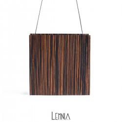 Geanta Lemnia - Square