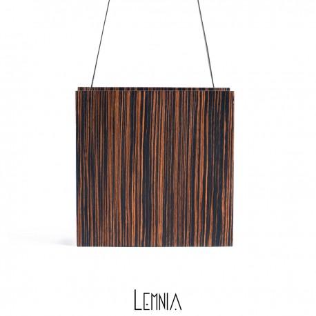 Geanta Lemnia - The Circle