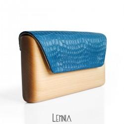 Geanta Lemnia - Marina