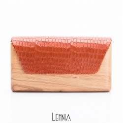 Geanta Lemnia - Marina Orange