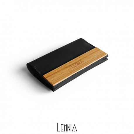 Portcard Lemnia Black