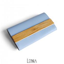 Portofel Lemnia M Blue