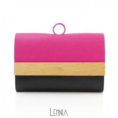 Geanta Play Black & Pink