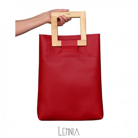 Geanta Frame Red