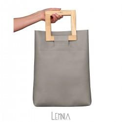 Geanta Frame Grey