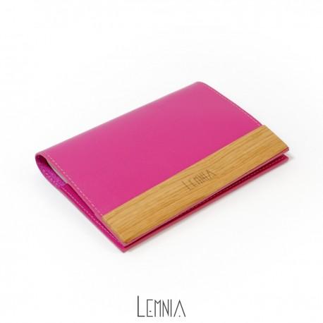 Husa Pasaport Pink
