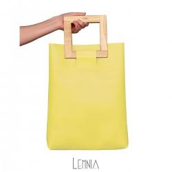 Geanta Frame Yellow