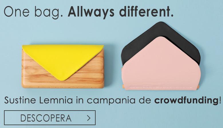 Campania LEMNIA de Crowdfunding