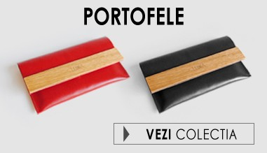 Lemnia - Colectie Portofele